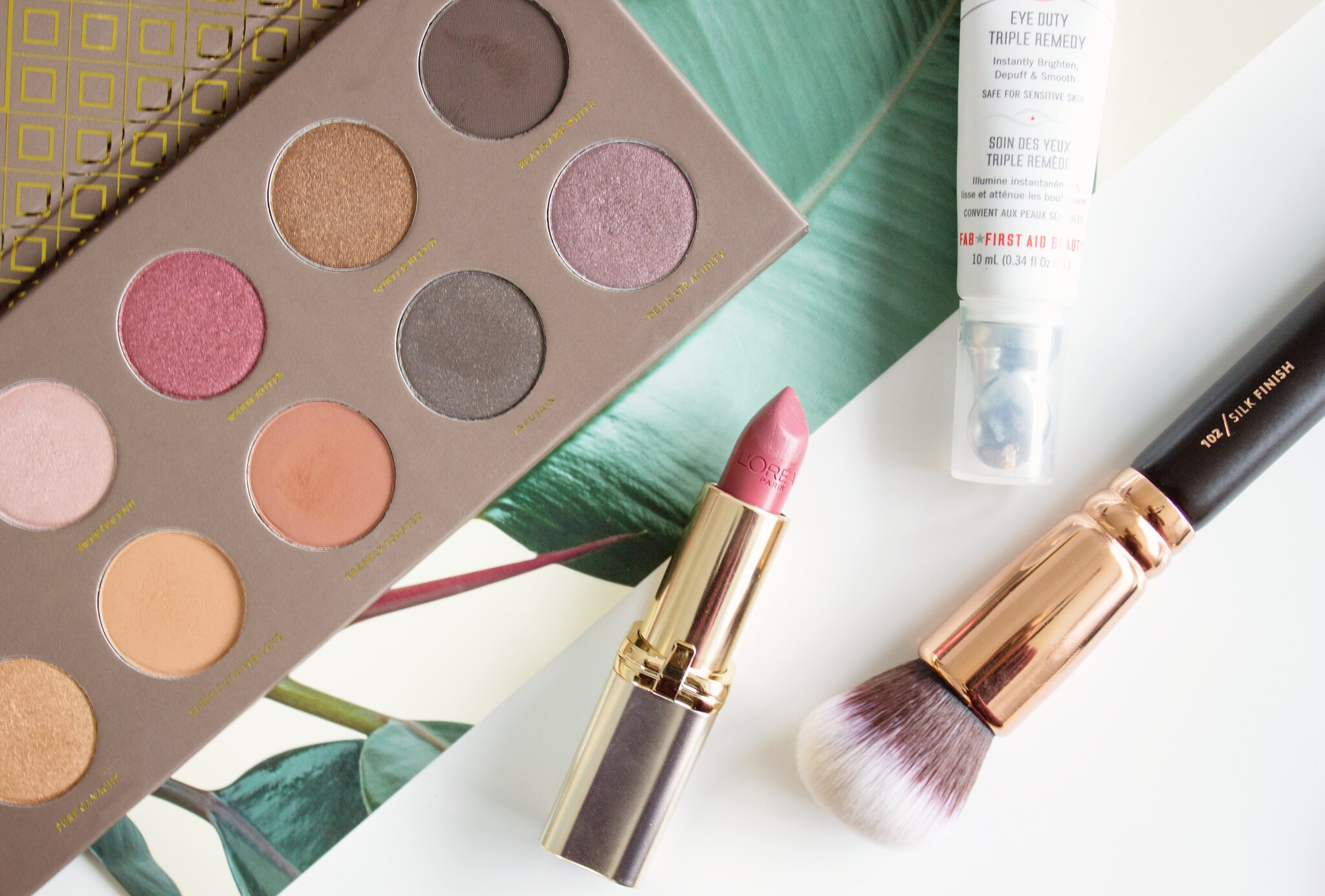 Autumn Beauty Favourites