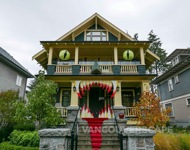 Monster House in Mount Pleasant, Vancouver