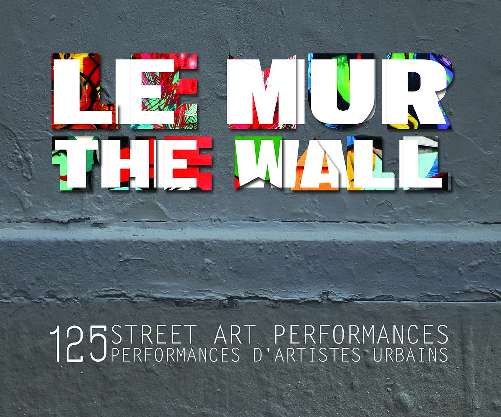 "Livre ""le mur The wall"""
