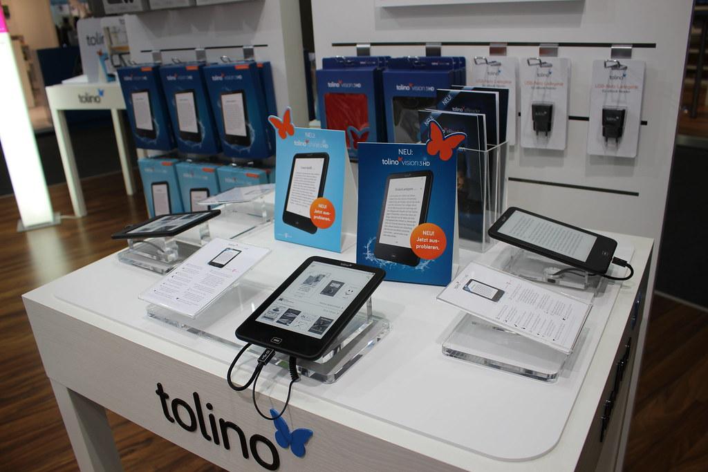 Tolino - Frankfurt Buchmesse 2015