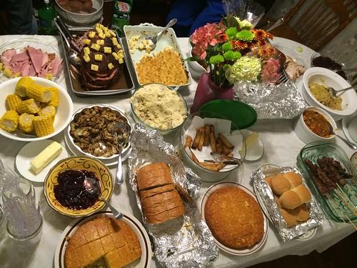 T-Day Dinner (Nov 26 2015)