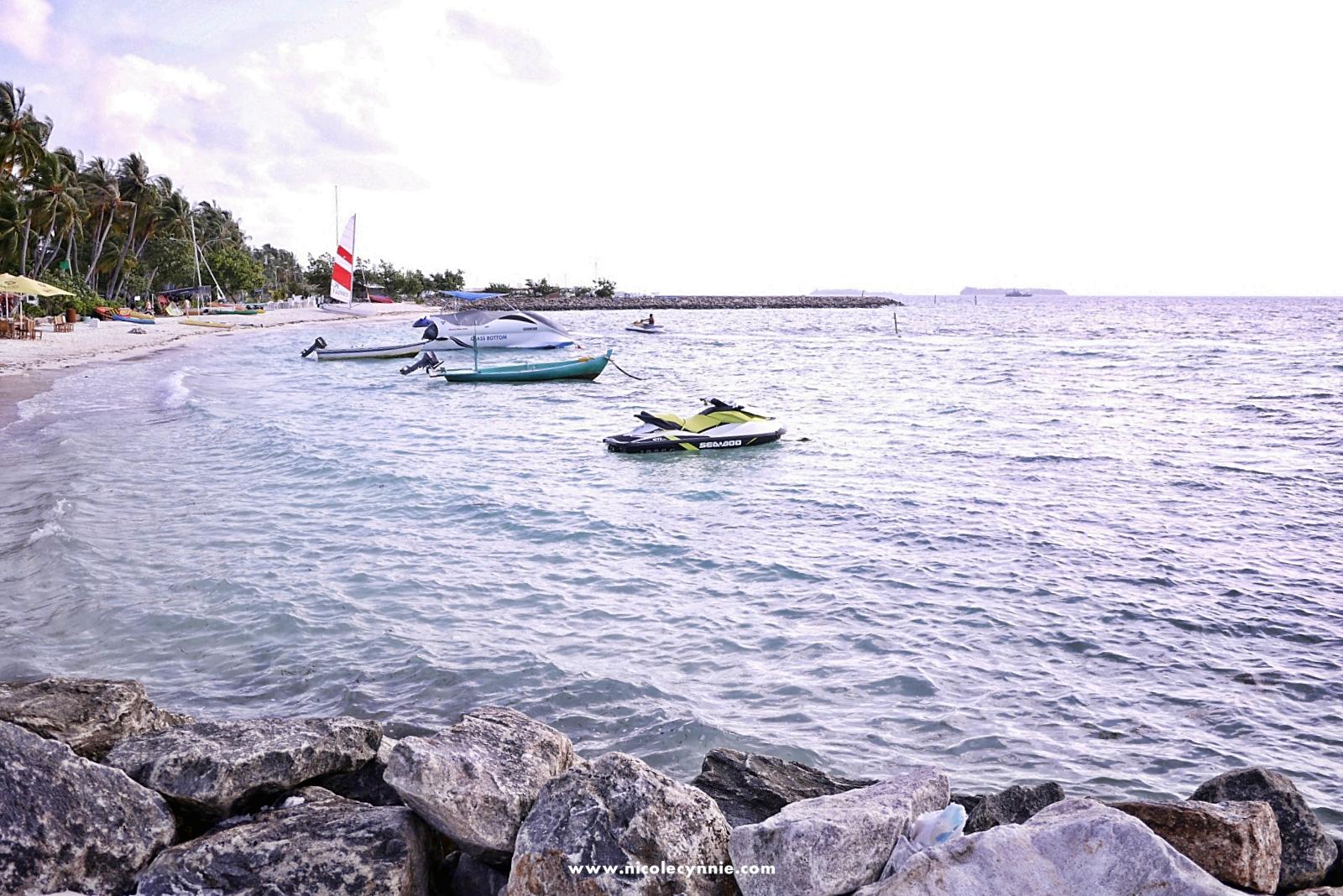 Maafushi_Calm Sea