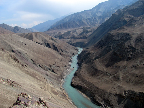 सिंधु नदी जल विवाद