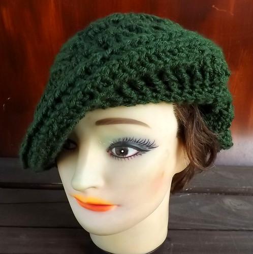 Crochet Pattern, Womens Crochet Hat Pattern, Womens Hat ...