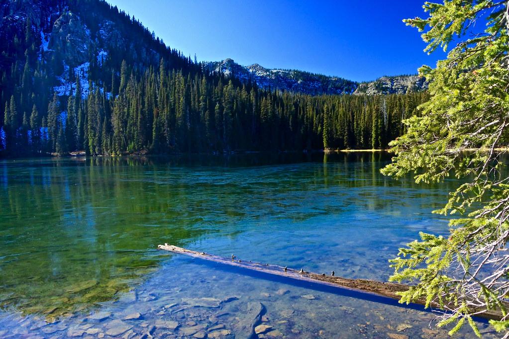 Cabin Lake 16