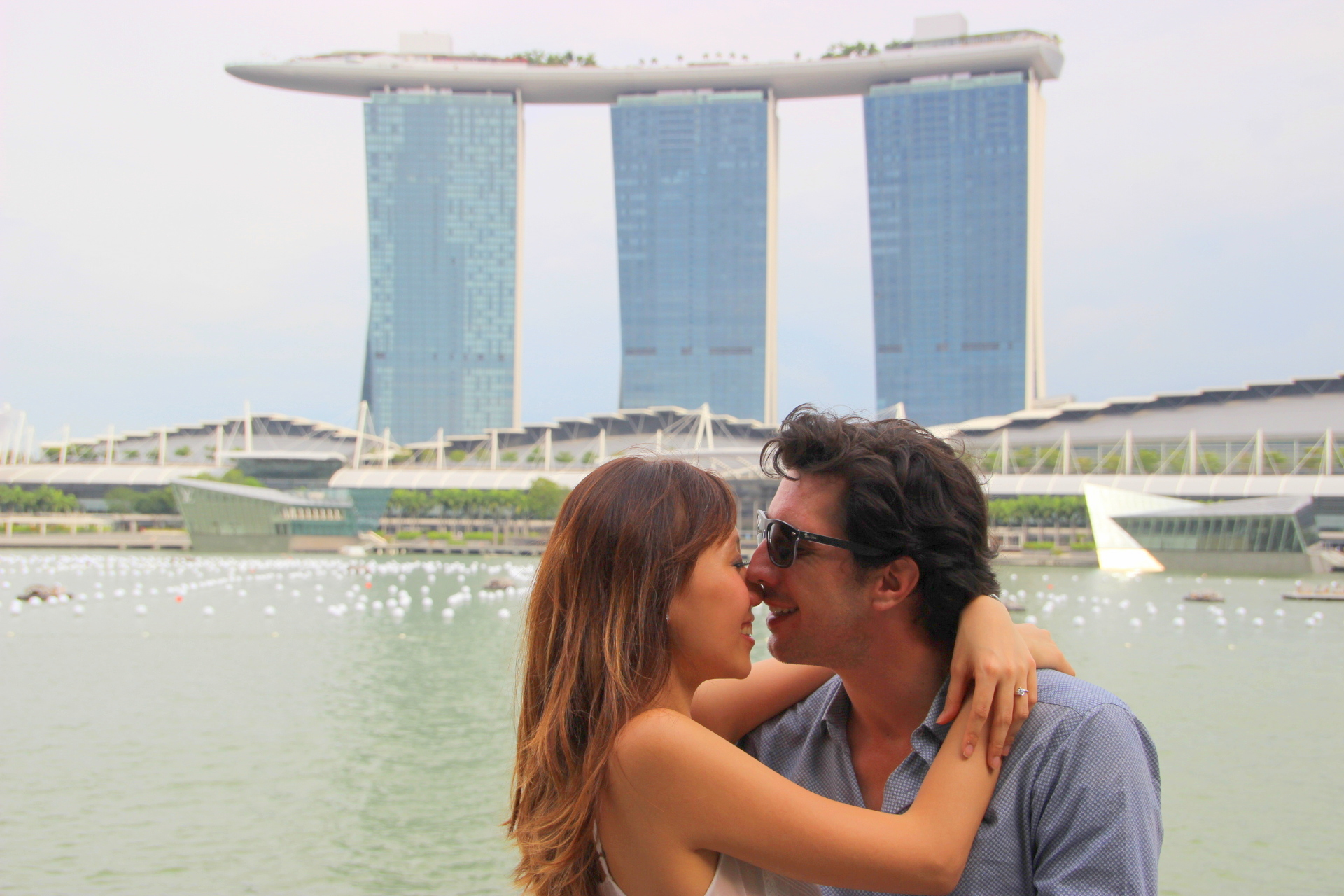 love in Singapore