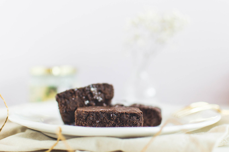 Coconut Healthy Brownies