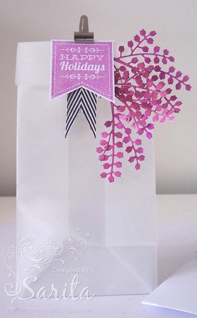 Christmas gift bag 2