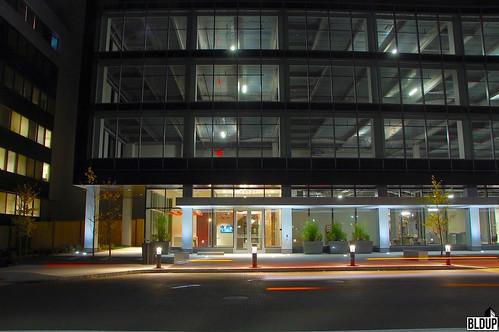 Building 700 Entrance