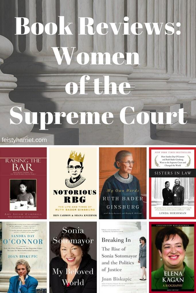 Book ReviewsWomen of theSupreme Court (1)