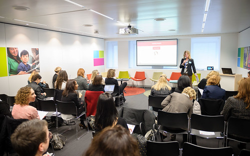 Women Talent Pool 2nd Edition Closing Event I December 7th 2015 I Microsoft Briefing Center I Brussels, Belgium