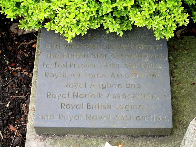 's Lynn War Memorial 10