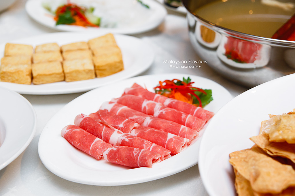 Steamboat Xin Cuisine Concorde Hotel KL