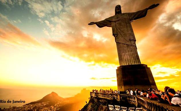 El Salvador. Río de Janeiro