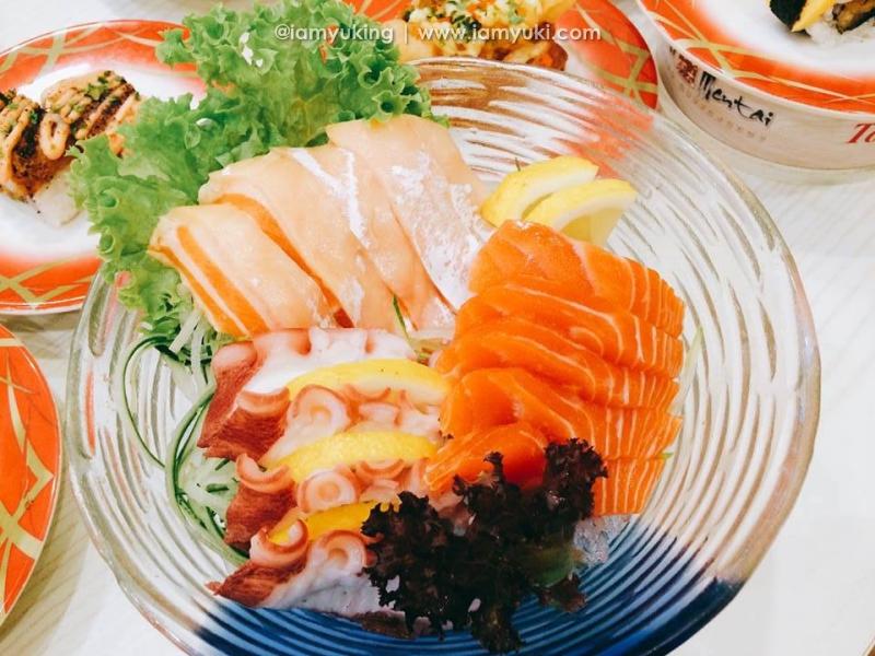 sushi mentai Singapore17yuki ng food review