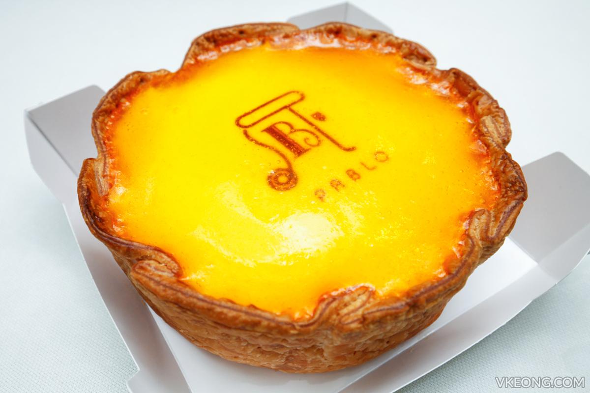 Pablo Cheese Tart 1 Utama