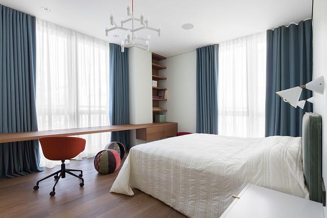 Restrained and luxury residence by Form Bureau Sundeno_18