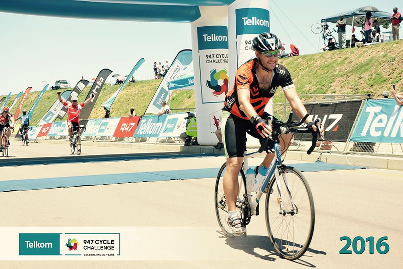 94.7 Telkom Cycle Challenge - Another one done!