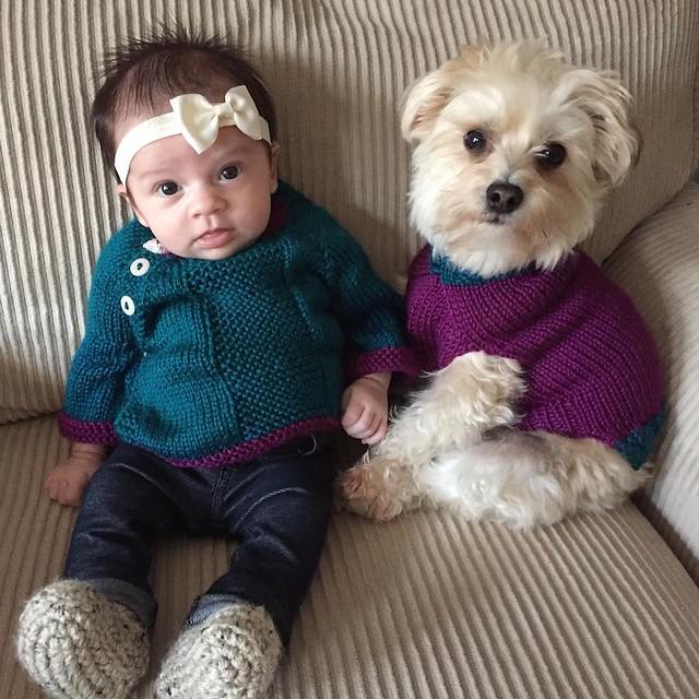 Rosie and Edie