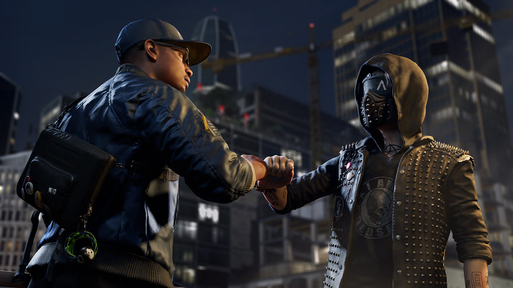 Watch_Dogs 2: The Wrench