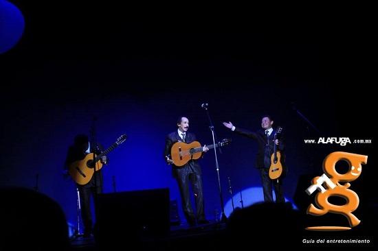 Los Panchos - Teatro Galerías - Guadalajara, Mex. (4 - Nov - 2016)