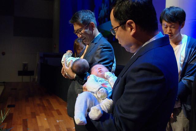 유아축복 (8월 30일 주일)