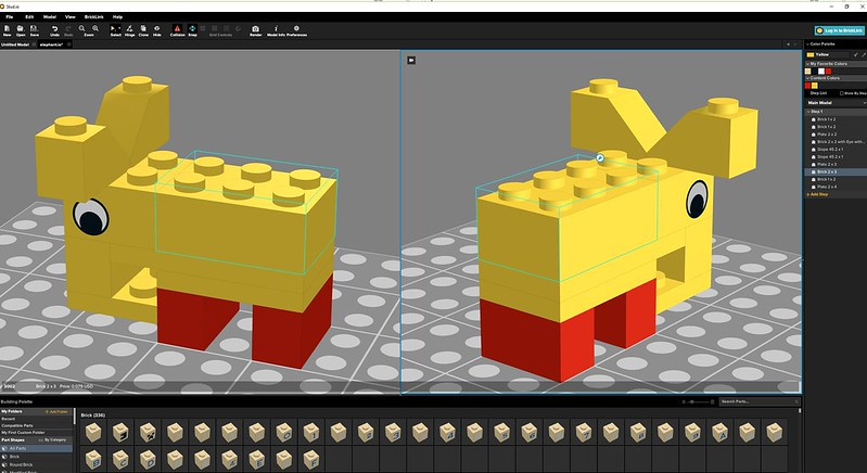 Building with Stud.io | Brickset: LEGO set guide and database