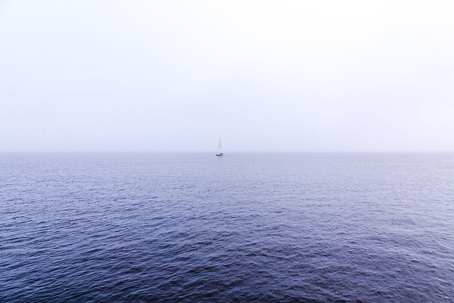 Sailing through the Fog