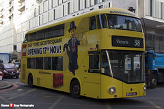 Wrightbus NRM NBFL - LTZ 1192 - LT192 - Lego Store - Victoria 38 - Arriva - London - 161126 - Steven Gray - IMG_5718