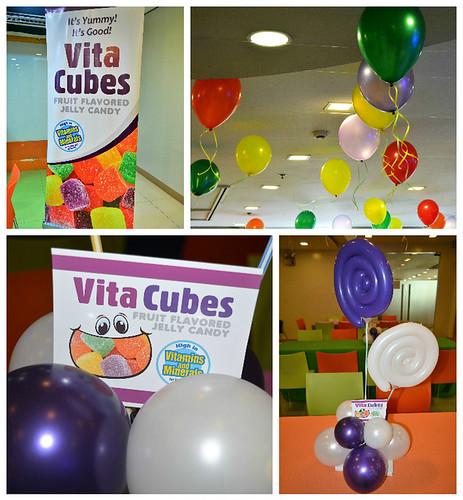 Vita Cubes Decor