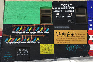 Shannon St Murals - Vets stats