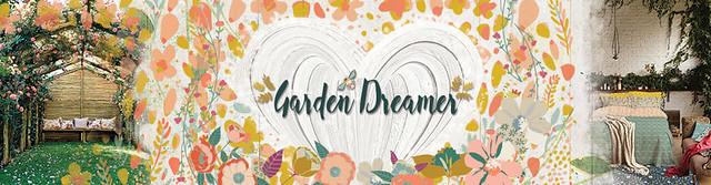 Garden Dreamer Banner