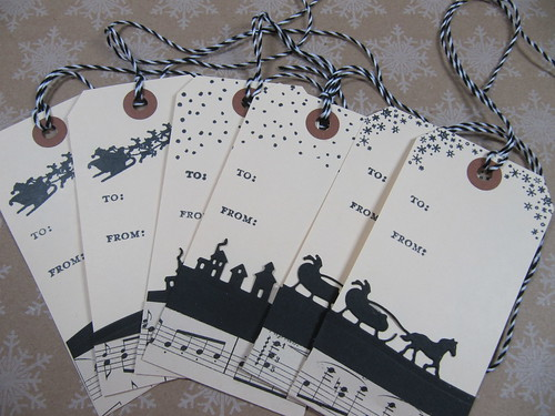 Silhouette Style Tags