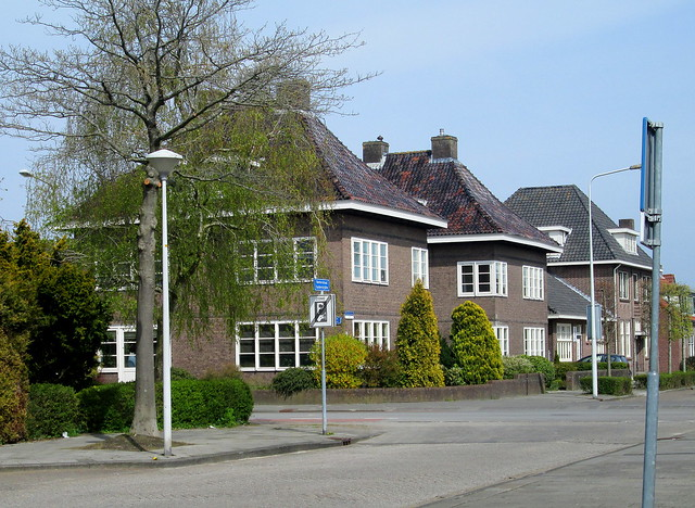 Deco Style Houses, Drachten, The Netherlands