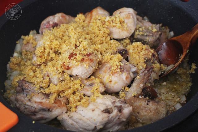 Pollo en pepitoria www.cocinandoentreolivos.com (9)