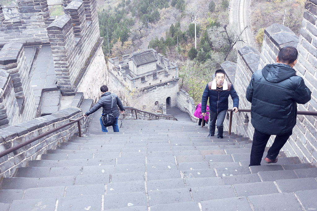 Changping China Juyounguan Great Wall