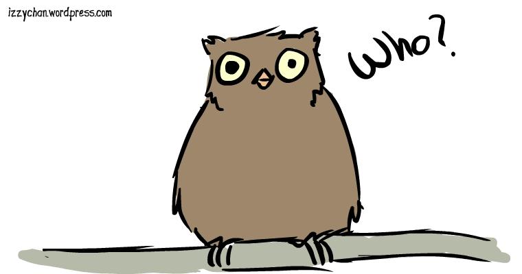 brown owl who