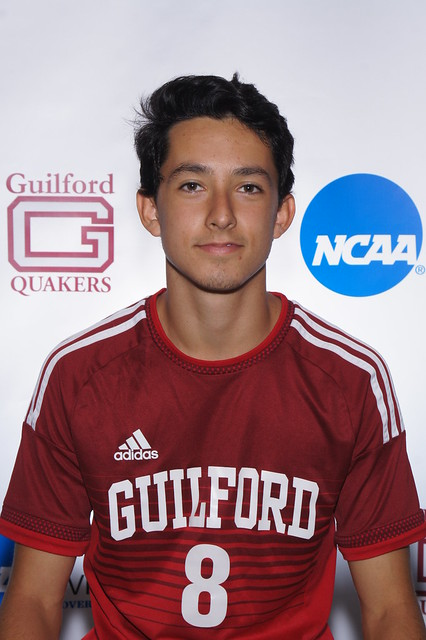 Enrique Gudino Guilford College 2020