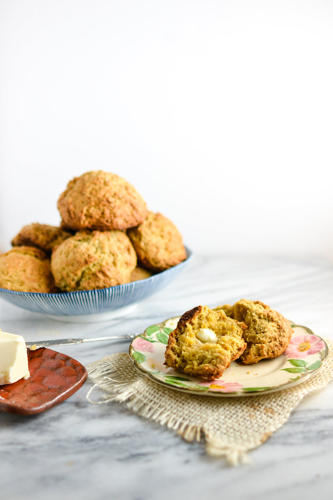 Pumpkin Scones | Things I Made Today