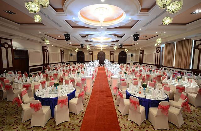 nhà hàng tiệc cưới quận Gò Vấp