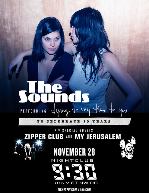TheSounds_Flyer