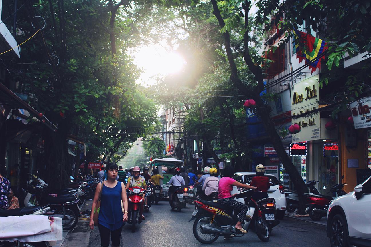 Old Town Hanoi