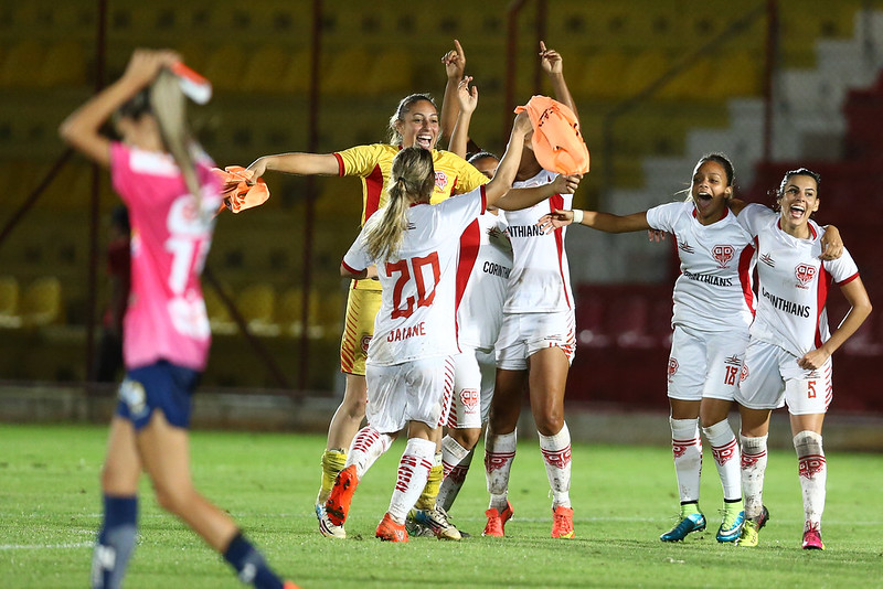 Audax Corinthians conquista título da Copa do Brasil Feminina
