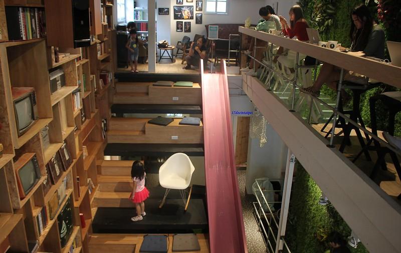 奧蘿茉OROMO -台北咖啡館-不限時間免費網路 (54)
