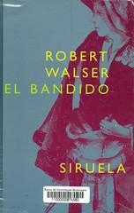 Robert Walser, El bandido