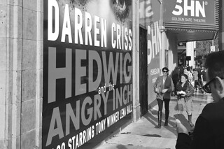 Hedwig and the Angry Inch - Posters and People bw