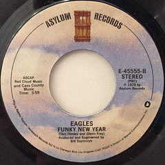 EAGLES:PLEASE COME HOME FOR CHRISTMAS(LABEL SIDE-B)