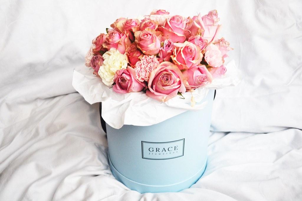 grace flowerbox iced coffee. Black Bedroom Furniture Sets. Home Design Ideas