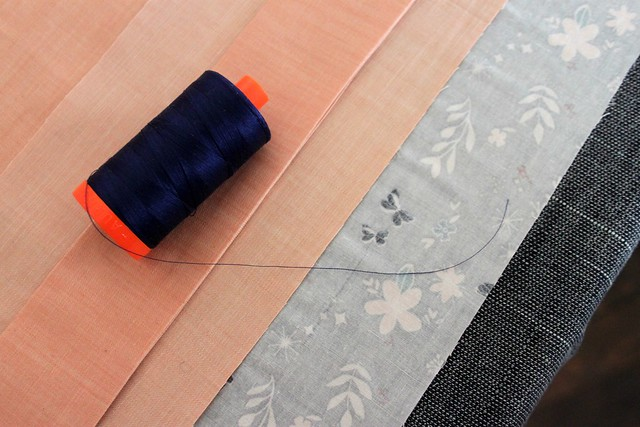 Stitched with Aurifil