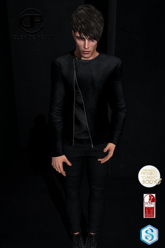 Clef de Peau Outlet.Karl Outfit @ The men's Dept.